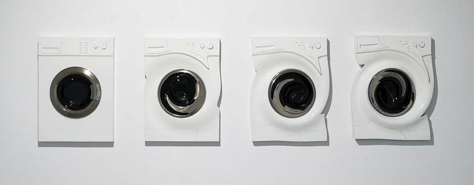 Washing Machine - The Fate of Function (set of 4)