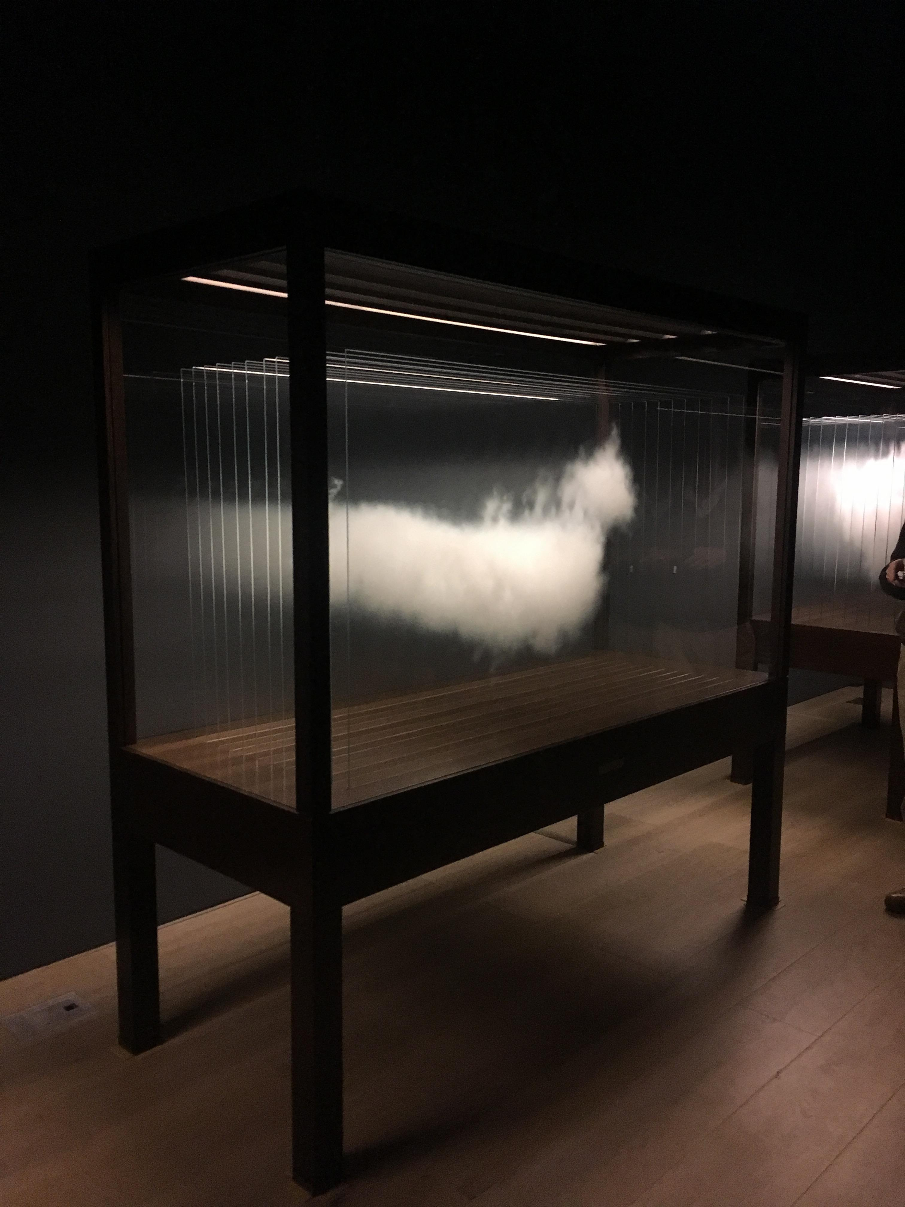 New works of Leandro Erlich : The Cloud -Japan