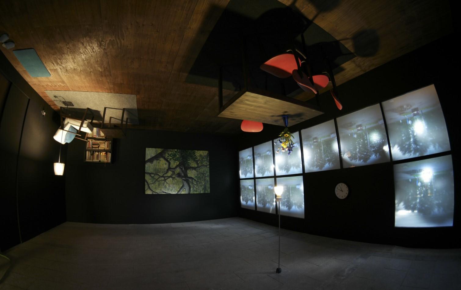 北アルプス国際芸術祭スタート!大岩オスカール「夢の部屋」も完成